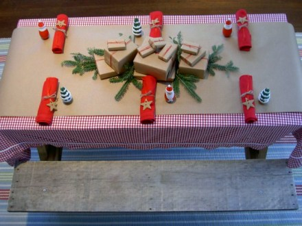 picnic xmast for kids